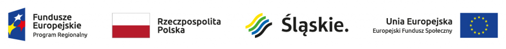 Logotyp - zfinansowano z środków Unii Europejskiej